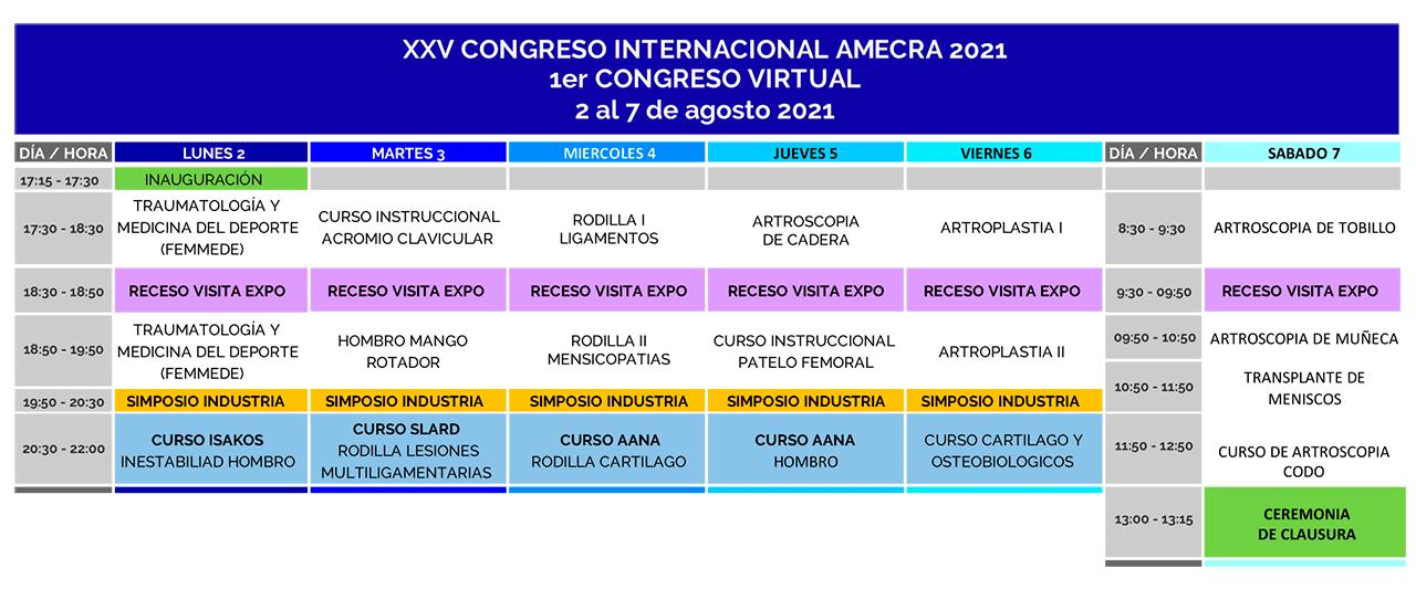 Programa general 2021